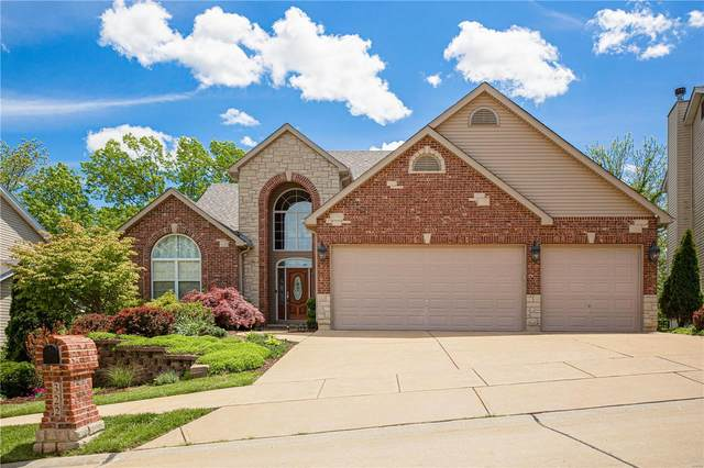 322 Romaine Spring View, Fenton, MO 63026 (#20032522) :: The Becky O'Neill Power Home Selling Team