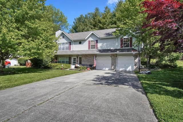 46 Cobblestone Lane, Glen Carbon, IL 62034 (#20032528) :: Fusion Realty, LLC