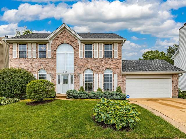 314 Harbour Pointe, Grover, MO 63040 (#20032535) :: Realty Executives, Fort Leonard Wood LLC