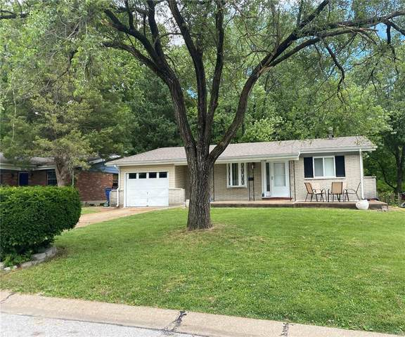 11160 Linnell Drive, St Louis, MO 63136 (#20032573) :: Clarity Street Realty
