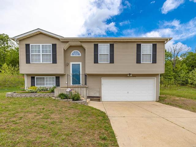 1552 Saint Charles, Hillsboro, MO 63050 (#20032576) :: The Becky O'Neill Power Home Selling Team