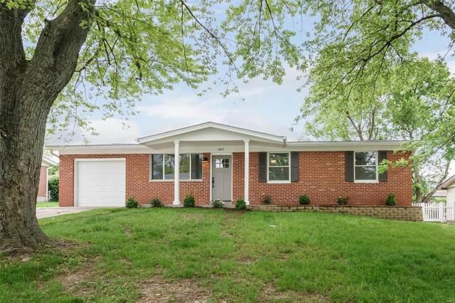 3812 Opal Drive, Saint Charles, MO 63304 (#20032618) :: Realty Executives, Fort Leonard Wood LLC