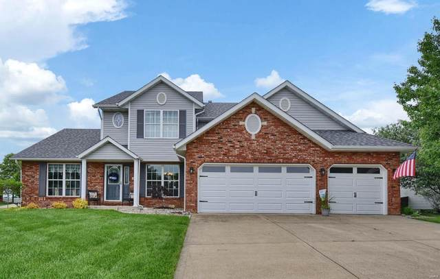 105 Northwoods Drive, Troy, IL 62294 (#20032647) :: St. Louis Finest Homes Realty Group