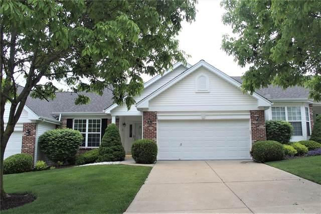 1315 Pine Bluff Drive, Saint Charles, MO 63304 (#20032659) :: Realty Executives, Fort Leonard Wood LLC