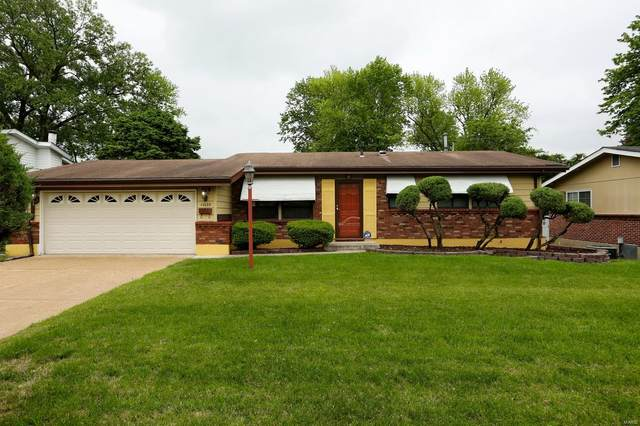11128 Mammoth Drive, St Louis, MO 63136 (#20032769) :: Kelly Hager Group   TdD Premier Real Estate