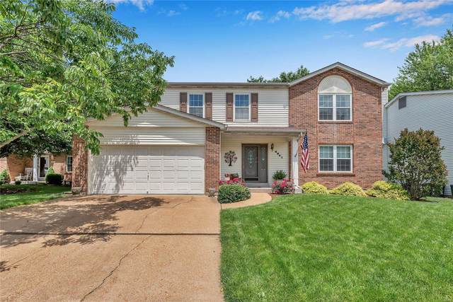 6941 Lake Park Circle, St Louis, MO 63123 (#20032783) :: The Becky O'Neill Power Home Selling Team