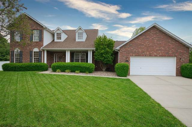 612 Dustin Lane, O'Fallon, IL 62269 (#20032860) :: Kelly Hager Group | TdD Premier Real Estate