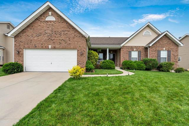 6832 Tara Manor Drive, Fairview Heights, IL 62208 (#20032880) :: Sue Martin Team