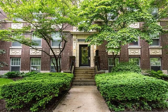 329 Belt Avenue #2, St Louis, MO 63112 (#20032885) :: Hartmann Realtors Inc.