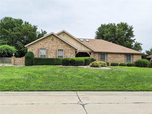 132 Piney Woods Drive, Swansea, IL 62226 (#20032922) :: The Becky O'Neill Power Home Selling Team