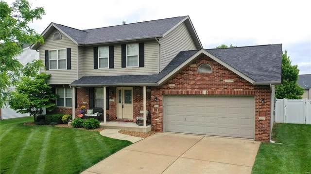 936 Chesapeake Junction Lane, O'Fallon, IL 62269 (#20032939) :: Kelly Hager Group | TdD Premier Real Estate