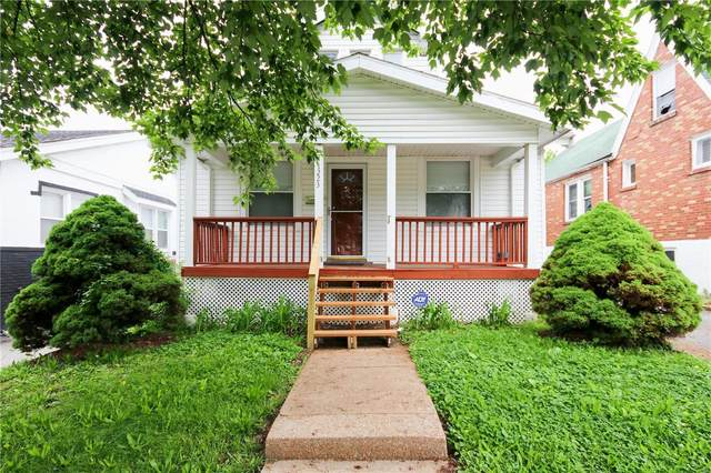1223 Gruner Place, St Louis, MO 63133 (#20032983) :: Clarity Street Realty