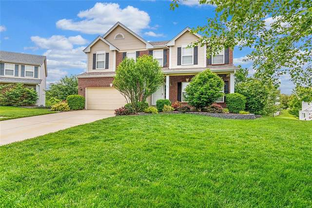 22 Canfield Court, Lake St Louis, MO 63367 (#20033021) :: Kelly Hager Group | TdD Premier Real Estate