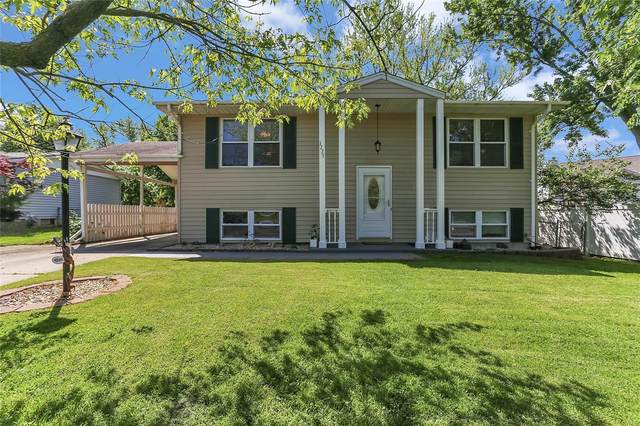 1735 Hawkins Road, Fenton, MO 63026 (#20033049) :: The Becky O'Neill Power Home Selling Team
