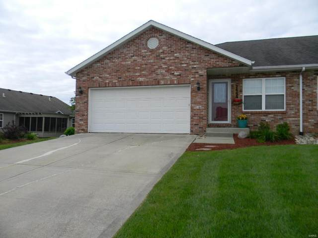 344 Jarvis Court A, Troy, IL 62294 (#20033066) :: The Becky O'Neill Power Home Selling Team