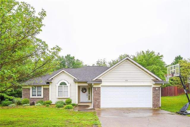 806 Winchester Drive, Rolla, MO 65401 (#20033071) :: Kelly Hager Group | TdD Premier Real Estate