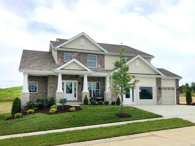 1284 Fienup Lake Drive, Chesterfield, MO 63005 (#20033080) :: The Becky O'Neill Power Home Selling Team