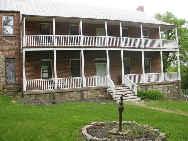 111 Hickory, Washington, MO 63090 (#20033081) :: Parson Realty Group