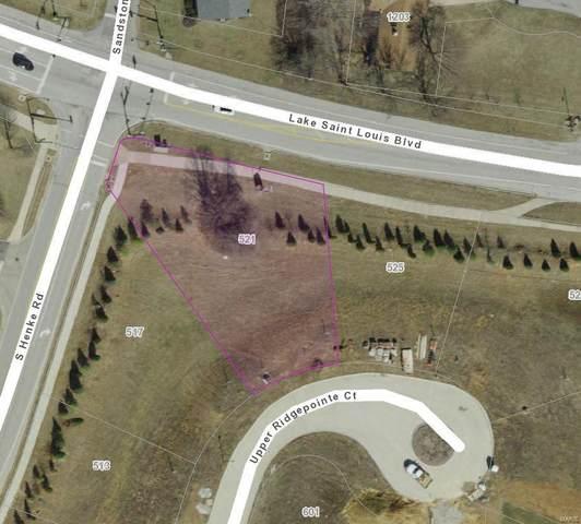 521 Upper Ridgepointe Court, Lake St Louis, MO 63367 (#20033086) :: Peter Lu Team