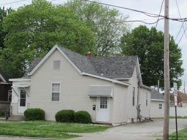 117 E Main Street, East Alton, IL 62024 (#20033100) :: Tarrant & Harman Real Estate and Auction Co.
