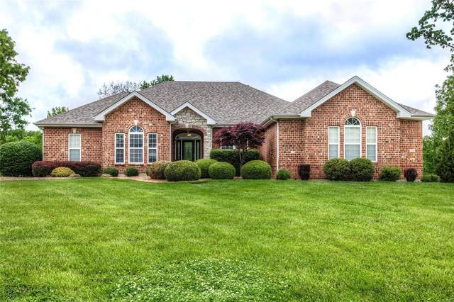 304 Avanti Court, O'Fallon, MO 63368 (#20033118) :: Clarity Street Realty