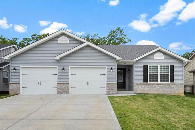 509 Indian Lake Drive, Wright City, MO 63390 (#20033138) :: Peter Lu Team