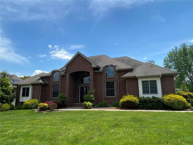 2703 Prestwick Way, MARION, IL 62959 (#20033150) :: The Becky O'Neill Power Home Selling Team