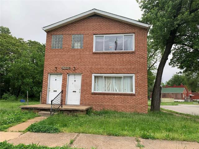 4012 Glasgow Avenue, St Louis, MO 63107 (#20033153) :: The Becky O'Neill Power Home Selling Team