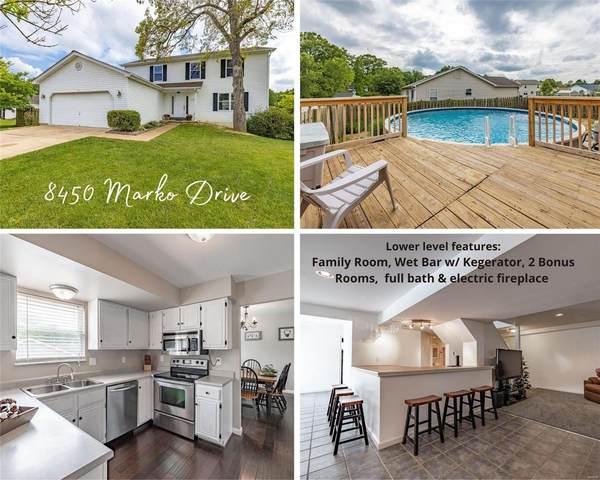 8450 Marko Drive, Cedar Hill, MO 63016 (#20033167) :: The Becky O'Neill Power Home Selling Team