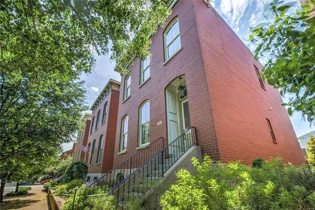 1710 Carroll Street, St Louis, MO 63104 (#20033237) :: Clarity Street Realty