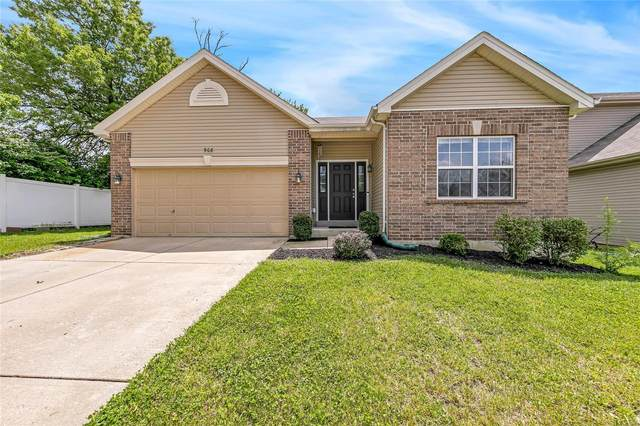 908 Daffodil Trail, O'Fallon, MO 63368 (#20033246) :: Kelly Hager Group | TdD Premier Real Estate