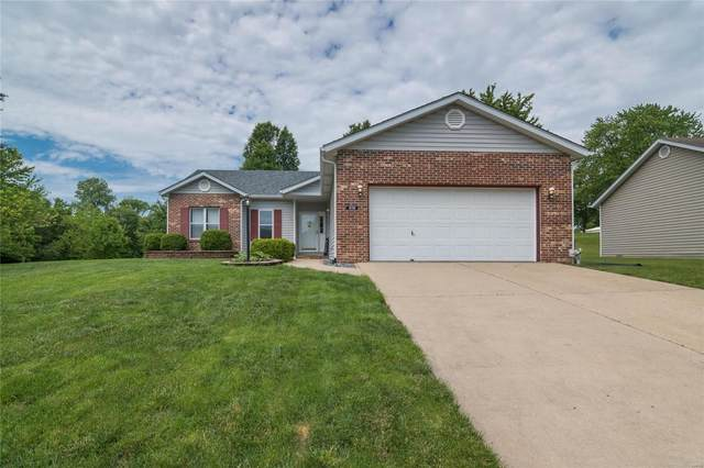 839 Emerald Green Drive, O'Fallon, IL 62269 (#20033248) :: Sue Martin Team