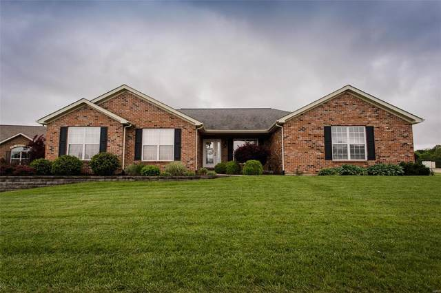 5905 Willow Oak Drive, Waterloo, IL 62298 (#20033254) :: RE/MAX Professional Realty