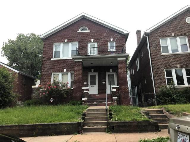 5242 Greer Avenue, St Louis, MO 63115 (#20033286) :: Matt Smith Real Estate Group