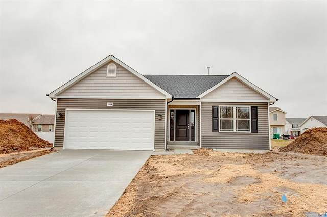 1228 Lear Lane, Mascoutah, IL 62258 (#20033292) :: Fusion Realty, LLC