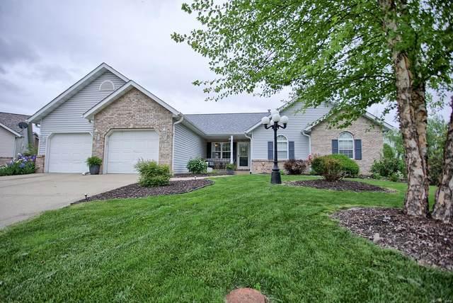 7608 Stonebrooke Court, Maryville, IL 62062 (#20033313) :: Hartmann Realtors Inc.
