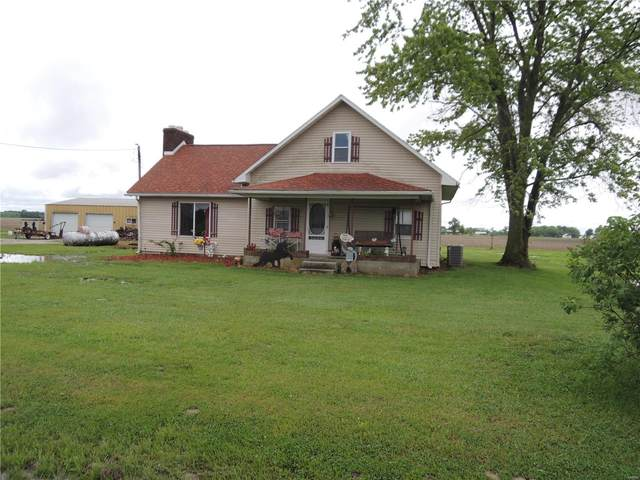 1704 E Seagraves Cemetery Avenue, SMITHBORO, IL 62284 (#20033317) :: The Becky O'Neill Power Home Selling Team