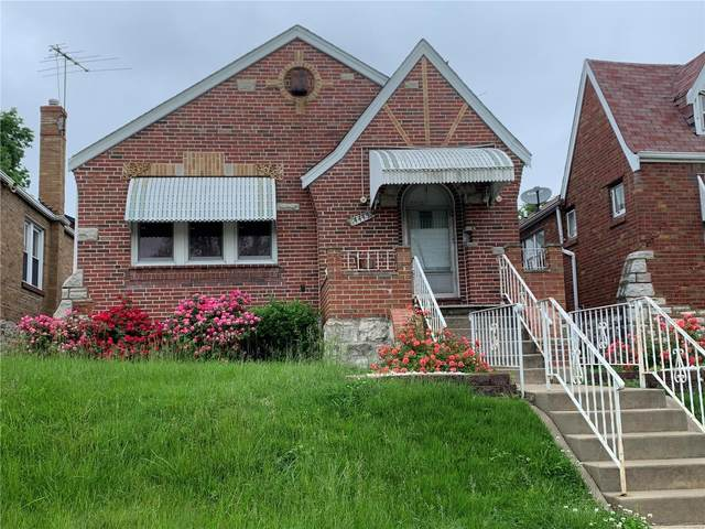4445 Catherine, St Louis, MO 63115 (#20033318) :: Matt Smith Real Estate Group