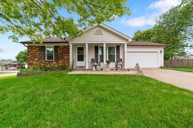 2505 Amarillo Drive, O'Fallon, MO 63368 (#20033342) :: The Becky O'Neill Power Home Selling Team
