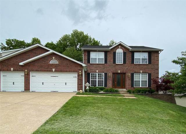 3043 Crystal Lake, St Louis, MO 63129 (#20033350) :: Clarity Street Realty