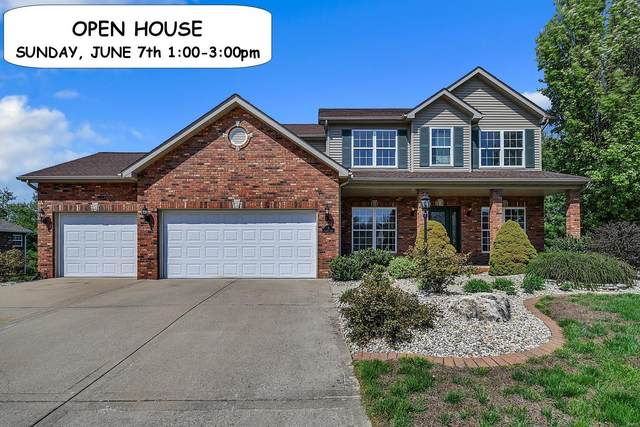 5 Ashford Oaks Court, Maryville, IL 62062 (#20033363) :: Clarity Street Realty