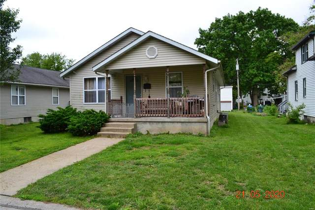918 Beech Street, Highland, IL 62249 (#20033398) :: The Becky O'Neill Power Home Selling Team