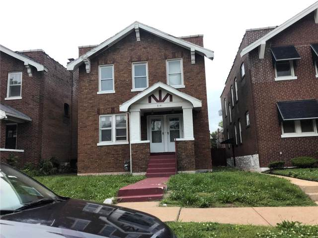 5141 Lexington Avenue, St Louis, MO 63115 (#20033403) :: St. Louis Finest Homes Realty Group