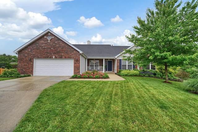 556 Glen Oak Drive, O'Fallon, IL 62269 (#20033410) :: Fusion Realty, LLC