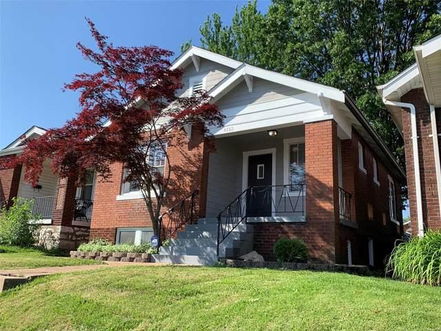 4152 Loughborough Avenue, St Louis, MO 63116 (#20033435) :: Sue Martin Team