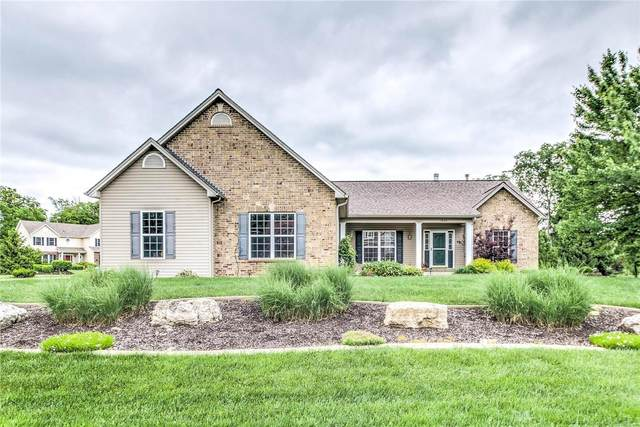 1022 Sycamore Creek Drive, Wentzville, MO 63385 (#20033464) :: Realty Executives, Fort Leonard Wood LLC