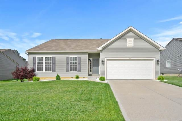 535 Crystal Stream Drive, Wentzville, MO 63385 (#20033498) :: The Becky O'Neill Power Home Selling Team