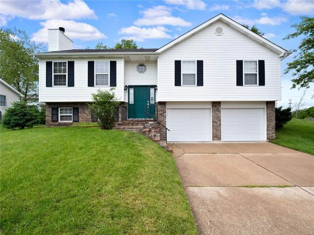 4150 Golden Wheat, Saint Charles, MO 63304 (#20033530) :: Realty Executives, Fort Leonard Wood LLC