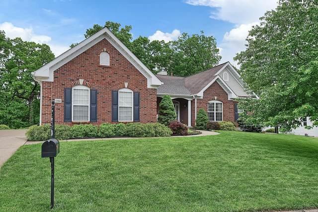 1304 Kiefer Bluffs Drive, Ballwin, MO 63021 (#20033543) :: Tarrant & Harman Real Estate and Auction Co.