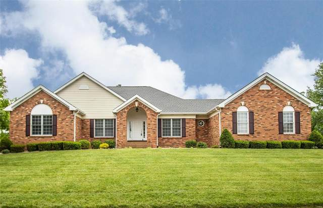 610 Loughmor Pass, Weldon Spring, MO 63304 (#20033546) :: Kelly Hager Group | TdD Premier Real Estate